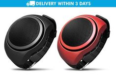 Free Delivery: Yuhai B20 Wireless Sports Wristband Bluetooth Music Speaker for P699 instead of P1700! Only here at www.MetroDeal.com!