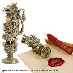 Harry Potter Siegelstempel Gryffindor 10 cm