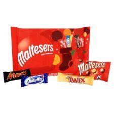 Maltesers And Friends Small Selection Pack 92.5G