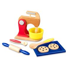 KidKraft® Primary Baking set, I am so buying this for Ella!