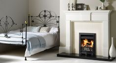 Riva Arts Wood Burning - Stovax Open Convector Fires