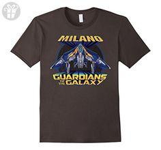 Men's Marvel Guardians of Galaxy Milano Graphic T-Shirt XL Asphalt (*Amazon Partner-Link)
