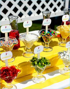 What do you do for a birthday party in November when you are in SE Idaho? I think we should have a build-your-own cupcake bar. Could get messy but everyone will have fun.