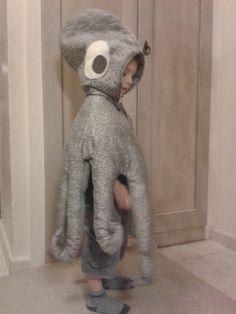 octopus costume - Martha Stewart pattern
