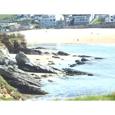 Porth beach from porth island! Memories, Spaces, Island, Beach, Water, Outdoor, Memoirs, Gripe Water, Outdoors