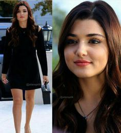 Hande Erçel Turkish Fashion, Turkish Beauty, American Dress, Hande Ercel, Celebrity Outfits, Pure Beauty, Celebs, Celebrities, Woman Crush