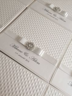 Hardcover Invitations