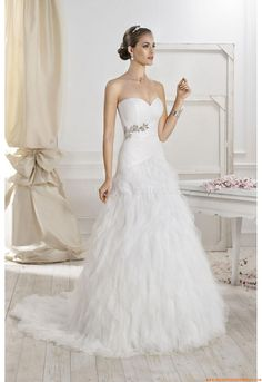 Vestido de novia Fara Sposa 5495 2014