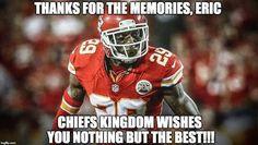 Kansas City Chiefs Football, Football Baby, Football Season, Eric Berry, Kansas City Missouri, Thanks For The Memories, American Football, Football Helmets