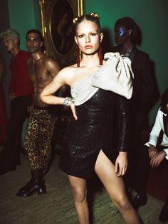 Anna Ewers for W Magazine, September 2015