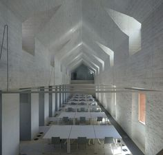 Pictures - Renewal of the Old Main Seminary of Comillas University - photo: Duccio Malagamba - Architizer