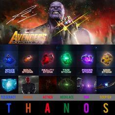 Geek Discover Infinity stones t. Marvel Avengers Movies, Thanos Marvel, The Avengers, Marvel Villains, Marvel Dc Comics, Marvel Heroes, All Marvel Characters, Marvel Movies In Order, Disney Marvel