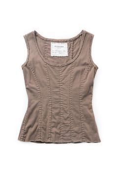 Alabama chanin fitted womens corset