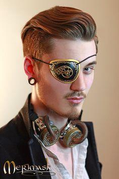 Steampunk pirate?