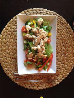 Healthy delicious Chiken salad