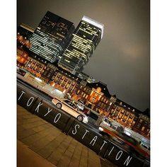 Instagram【0626hiro】さんの写真をピンしています。 《昨日の東京駅〜🚅✨ #tokyostation やっぱり夜の東京、丸の内はとっても綺麗だね〜🌙✨ * * * #tokyo#station#東京駅#東京#駅#marunouchi#night#tokyonight#bildings#東京丸の内#丸の内#夜#東京の夜#夜景#東京カメラ部#東京の夜景#夜景部#綺麗な夜景#夜の丸の内#TAXI#タクシー#昨日の夜景#昨日の写真#誰かに見せたい写真#写真好き#夜景好き#都会#ビル#東京の風景》