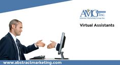 How to improve business efficiency with Virtual Assistant(VA)? Virtual assistant can work remotely for multiple clients or tasks and it will be a vital resource to achieve your business goals without stress. We at AMG assisting companies to provide qualified VA's to achieve their goals and create profitability, stability.  Call us  1-800-709-2980  to support  your business for better efficiency.For more info visit