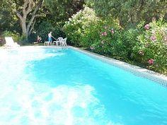 Belle+villa+près+de+La+Croix-Valmer+avec+un+chalet+et+une+piscine+séparée++++Location de vacances à partir de St Tropez et environs @homeaway! #vacation #rental #travel #homeaway