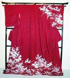 Japanese Vintage Women Kimono Robe Wedding Robe Sexy Night Gown Asian Bathrobe | eBay