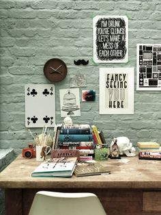 Workspace - fancy seeing you here