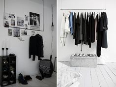 Clothes rail « Search Results « a pair & a spare Cheap Clothes Rack, Clothes Rail, Open Wardrobe, Wardrobe Rack, Diy Clothing, Clothing Racks, Space Clothing, Clothing Storage, House Plan With Loft