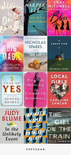 Check out our 2015 Must Reads list. There are more than 200 options to choose from!
