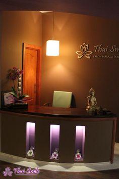 Reception --> masaż tajski poznań / thai massage poznan --> Thai Smile