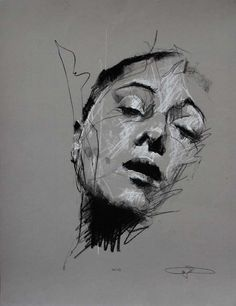 STREETS OF BEIGE: New Show @ Red Propeller Gallery and Guy Denning Sketches for Sale