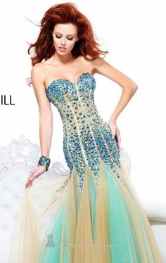 Sherri Hill 21108 Dress - MissesDressy.com