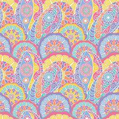 LuLaRoe Color Way paisley