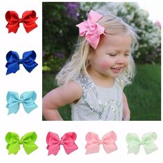 Cheap bows for babies and girls