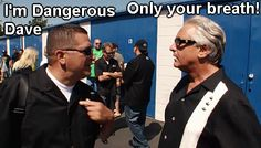 "Dave Hester brags to Barry Weiss. Read ""All Guns to Port"" 1st season recap: http://onlinestorageauctions.com/storage-wars-dave-dangerous/"