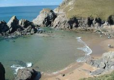 Soar Mill Cove - Nr Salcombe, Devon, TQ8 8LH #dogfriendly beach all year
