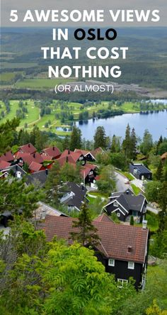 5 AWESOME VIEWS IN OSLO THAT COST NOTHING (1)