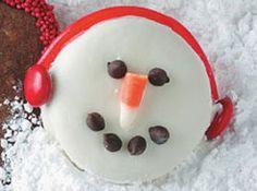 Snowman Treats Recipe