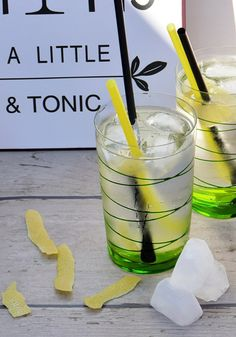 Mein Liebling called Gin Tonic