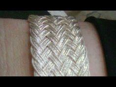 Wire Jewelry Rings, Micro Macrame, Bargello, Crochet Videos, Beanie, Jewels, Knitting, Handmade, Fabric Purses