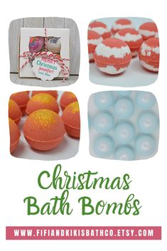 Handmade Bath Bombs- Party Favors, gifts and more! Christmas Gift Exchange, Christmas Gifts For Wife, Great Christmas Presents, Handmade Christmas Gifts, Christmas Mom, Holiday Gifts, Handmade Gifts, White Christmas, Christmas Ideas