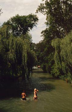 Trend Englischer Garten Munich Summer
