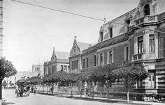 1910 calle de Dinamarca, colonia Juárez en la Ciudad de México.