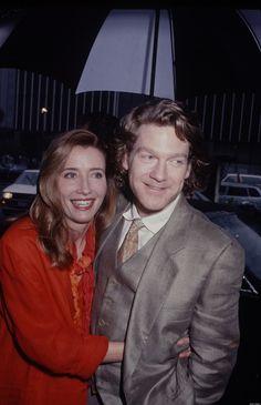 Kenneth Branagh And Emma Thompson