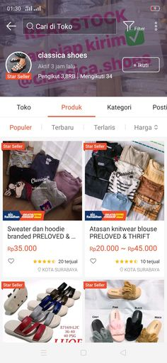 Best Online Clothing Stores, Online Shopping Clothes, Shopping Stores, Shopping Websites, Hijab Fashion, Korean Fashion, Fashion Tips, Online Shop Baju, Photo Editing Vsco