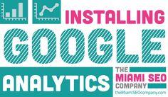 The Miami SEO Company shows how to setup and install Google Analytics #SEO #GoogleAnalytics #InternetMarketing