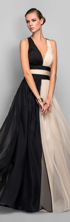 A-Line Princess V-neck Floor Length Chiffon Formal Evening Military Ball Dress with Draping Ruching Split Front