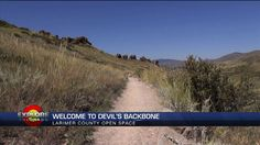 Jennifer Broome takes the Wild Loop in search of the keyhole at Devil's Backbone. There are some great hikes along the Front Range and one area you should put on your hiking list is Devil's Backbon...