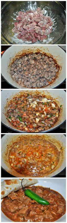 Best of Recipe: Carne Guisada
