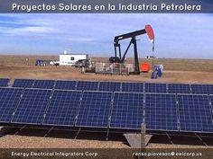 Proyectos Solares en La Industria Petrolera Venezuela. Paneles Solares para Campos Petroleros Venezuela.