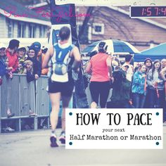 How to Pace your next Marathon or Half Marathon: 5 foolproof tips | Run Far Girl