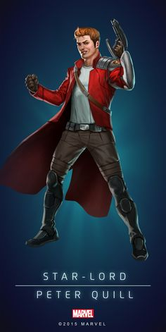 Star Lord Poster-01