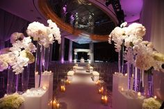 55 Most Spectacular Wedding Ideas. http://www.modwedding.com/2014/01/31/55-spectacular-wedding-floral-designs-tantawan-bloom-nyc/ #wedding #weddings #reception #centerpiece #ceremony